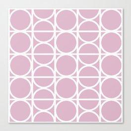Coco Pink Canvas Print