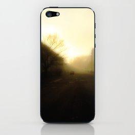 Morning Fog iPhone Skin