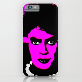 Rocky Horror | Pop Art iPhone Case