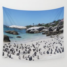 Boulders Beach, South Africa Wall Tapestry