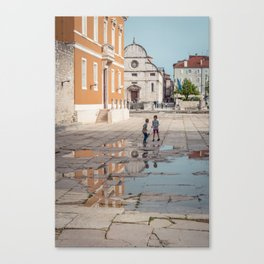 Zadar 1.6 Canvas Print