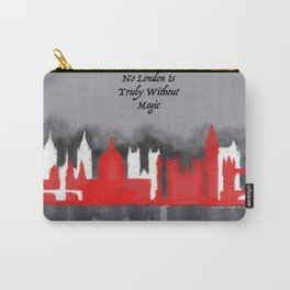 No London is Truly Without Magic - A Darker Shade of Magic Carry-All Pouch