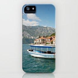 Perast iPhone Case