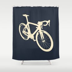 Bicycle - bike - cycling Shower Curtain