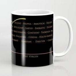 Sign Language for Virgo Coffee Mug