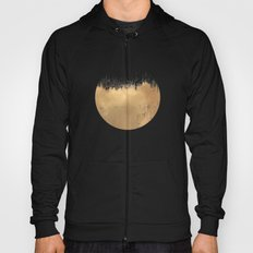 Brushed Gold Hoody
