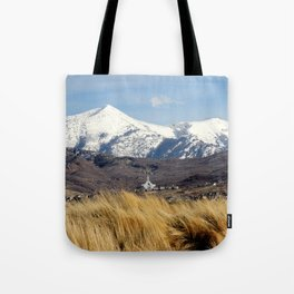 Draper LDS Utah Temple Tote Bag