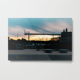 Flinders University, Tonsley Campus Metal Print