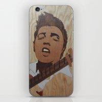 elvis presley iPhone & iPod Skins featuring Elvis Presley  by Andulino