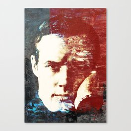 Idols - Marlon Brando Canvas Print