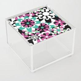 Tutti Fiori (pink) Acrylic Box