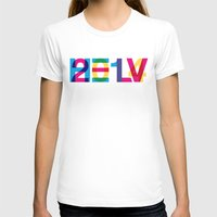 helvetica T-shirts featuring helvetica 2014 by Type & Junk