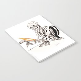 Skelly Flamerworker Notebook