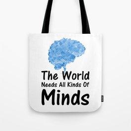 All Kinds Tote Bag