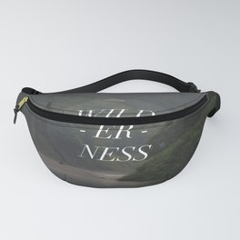 WILDERNESS — Fanny Pack