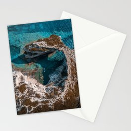 Island of Paxos, Greece Stationery Cards
