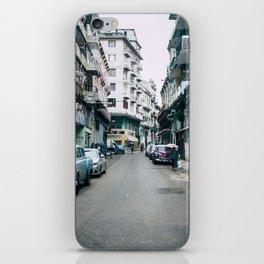 Centro Habana iPhone Skin