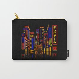 Tokyo Adventure Carry-All Pouch