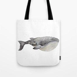 Whale 1 Tote Bag