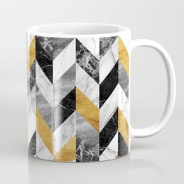 Marble Pattern Coffee Mug