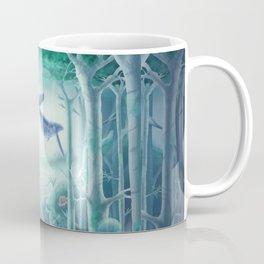Girl under the sea Coffee Mug