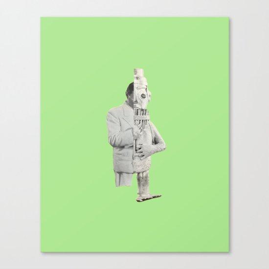 Future Primitive VI Canvas Print