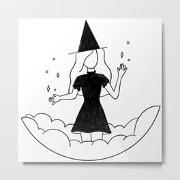 Magic is Afoot Metal Print