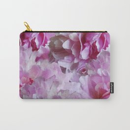 Magic  Peonies Carry-All Pouch