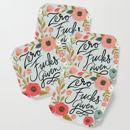 Pretty Swe*ry: Zero Fs given Coaster