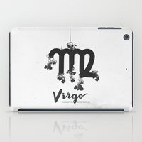 virgo iPad Cases featuring Virgo by Make-Ready