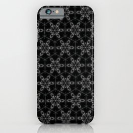 A Sprig of Sixes and Sevens  iPhone Case
