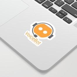 VoiceBot Sticker