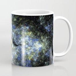 The Starry Sky at Night. Coffee Mug