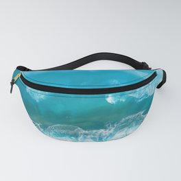 I Dream of Turqouise Seas Fanny Pack