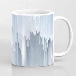 Waterfall glitch Coffee Mug