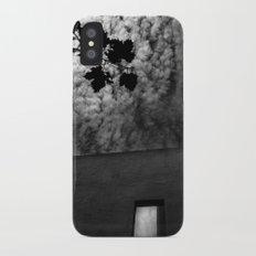 Window in the skies iPhone X Slim Case