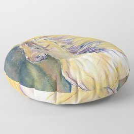 Horse Spirit Floor Pillow