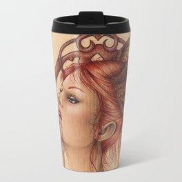Summer wine Travel Mug