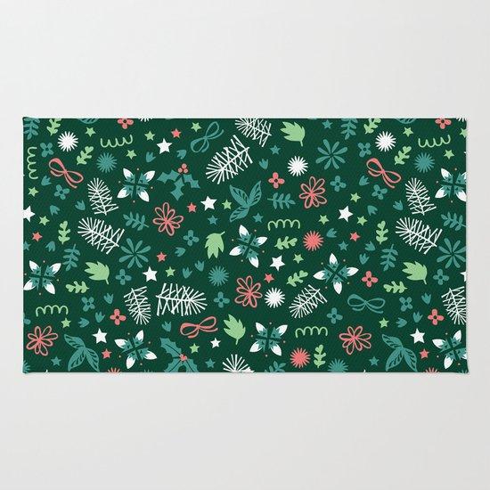 Have a Holly Jolly Christmas  Rug
