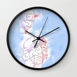 Made in Holland no. 2 Wall Clock