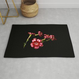 Think Flowers - Dianthus Barbatus  Rug