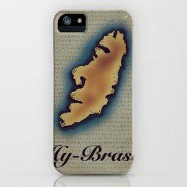 Hy-Brazil iPhone Case