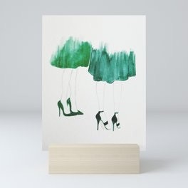 Emerald City Mini Art Print