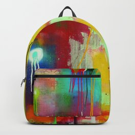 Feather Prayer Backpack