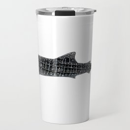 Whale shark Rhincodon typus Travel Mug
