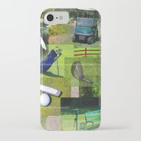 golf iPhone & iPod Cases featuring Golf by Andrew Sliwinski