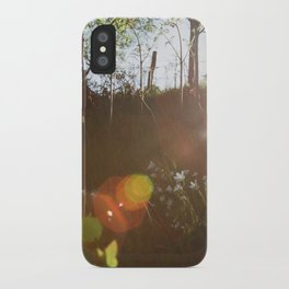 Lee Wood iPhone Case