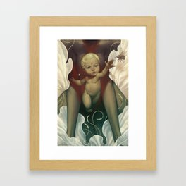 Singularity Framed Art Print