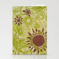 hawaii Stationery Cards featuring Hawaii  by Aubree Eisenwinter