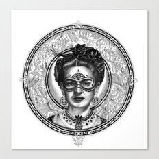 FRIDA SAVAGGE. Canvas Print
